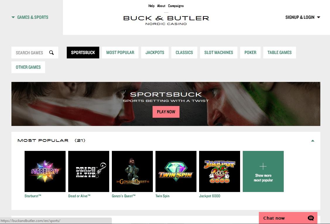 Buck&Butler