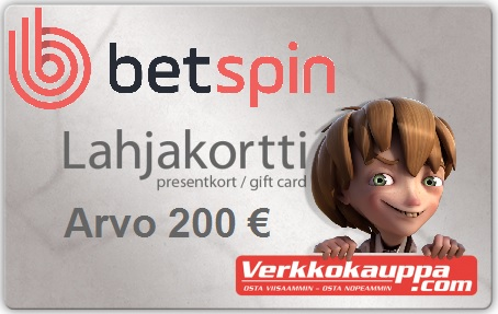 betspin campaign