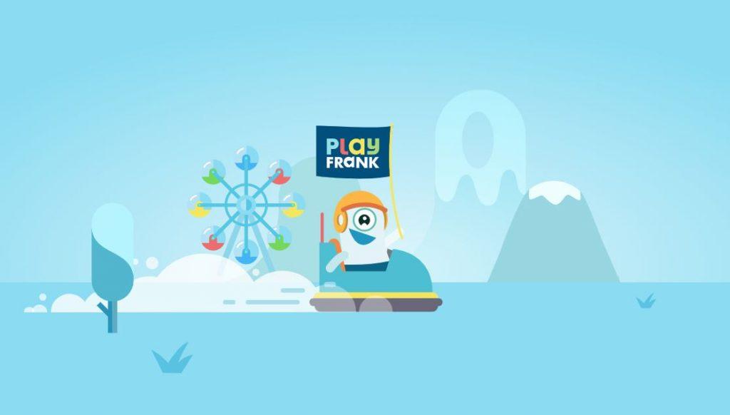 playfrank netticasinon teema