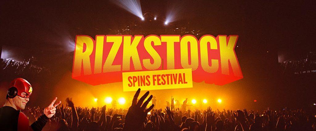 rizkstock festivals ovat täällä