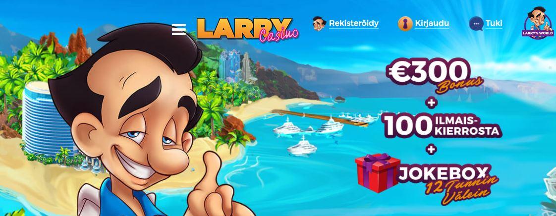 LarryCasinon etusivu