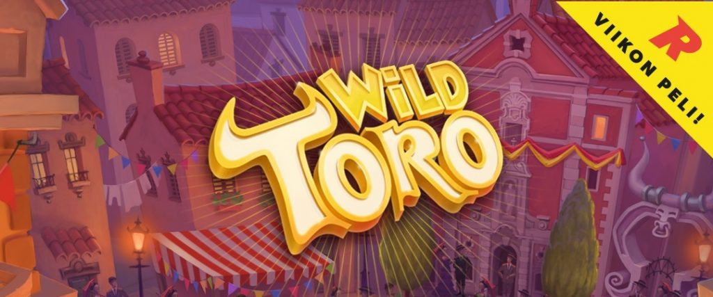 Viikon peli – Wild Toro