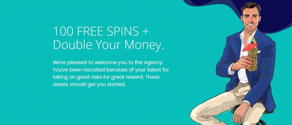 agent spinner bonus
