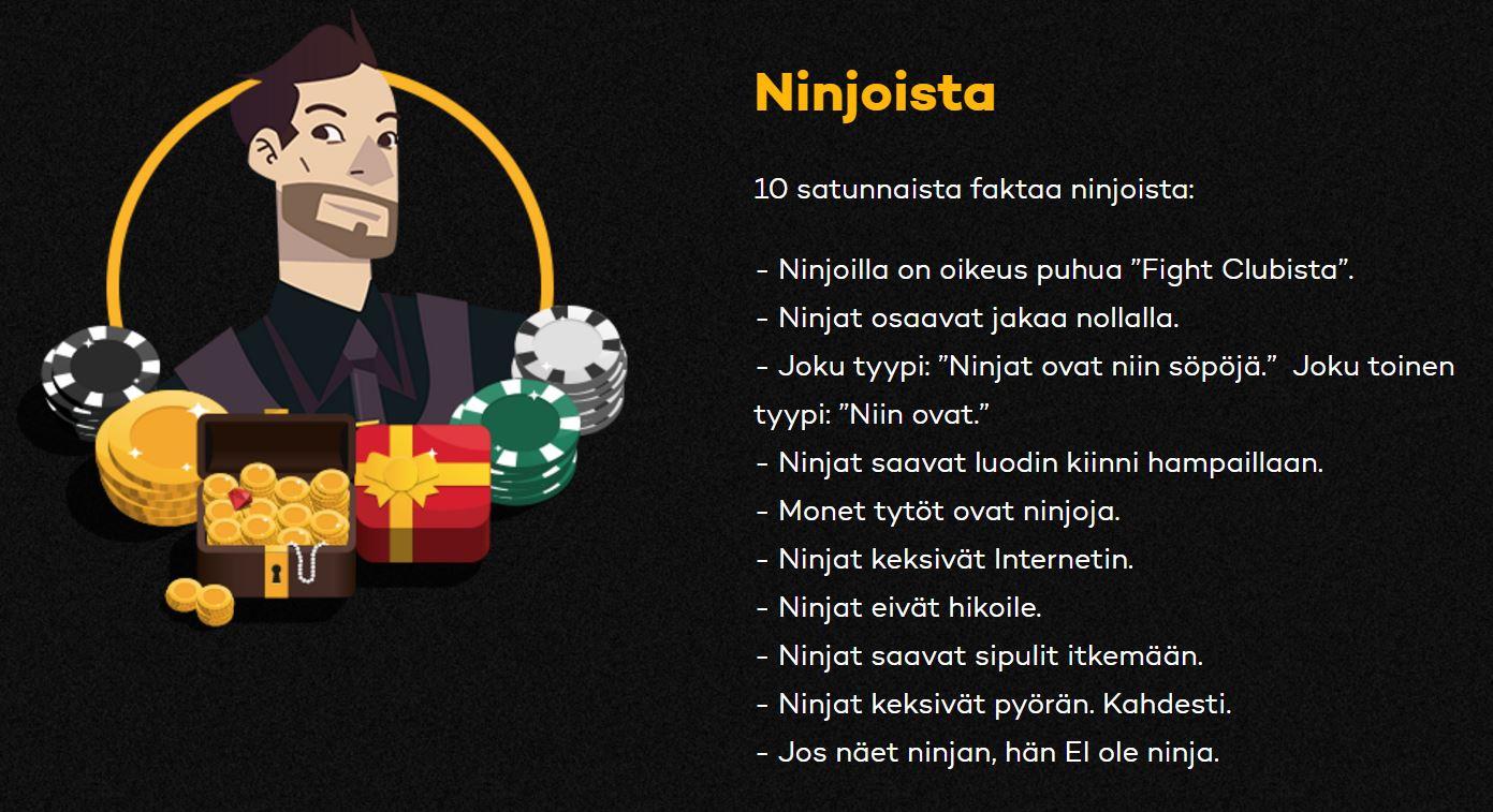 shadowbet ninja