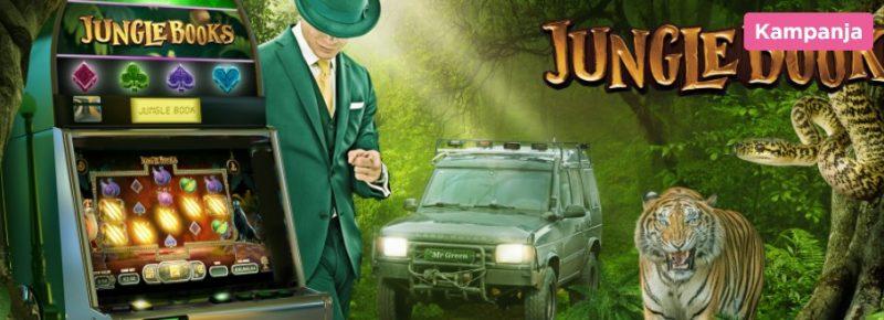 Mr Green Jungle Book