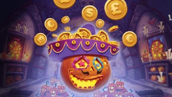 pumpkin smash kolikkopeli