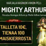 mighty arthur kampanja