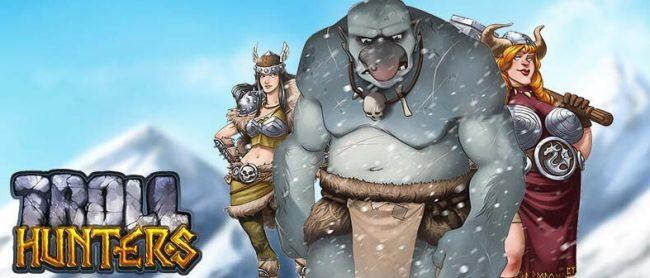 Finlandia troll hunters