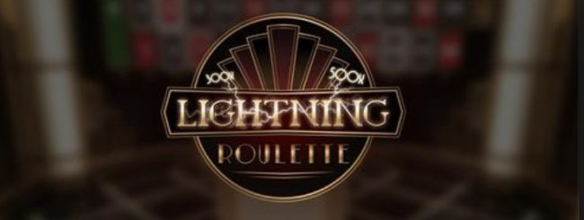 Evolution Gaming Lightning Roulette