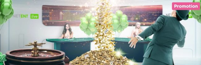Mr Green 50 000 euroa