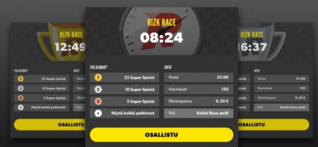 Rizk Race