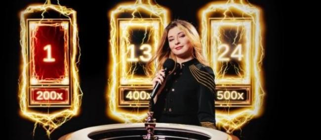 Unibet Casino Lightning Roulette
