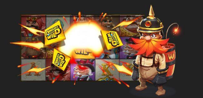 Dwarfs Gone Wild Bomber