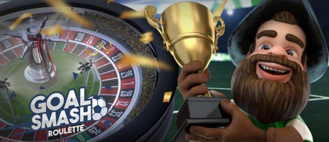 Casino Cruise Goal Smash Roulette