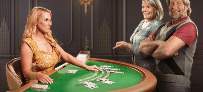 Kolikkopelit blackjack -haaste