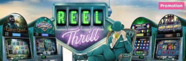 MrGreen Reel Thrill