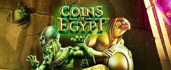Suomiautomaatti Coins of Egypt