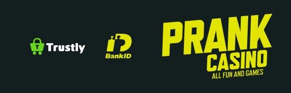 Prank Casino Trustly