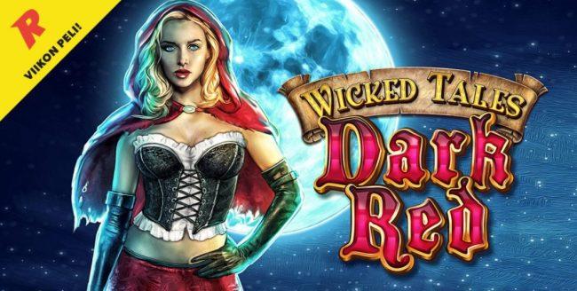 Rizk Casino Dark Red