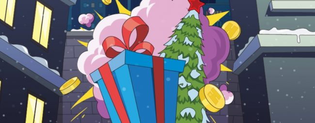 Highroller Casino joulukampanja