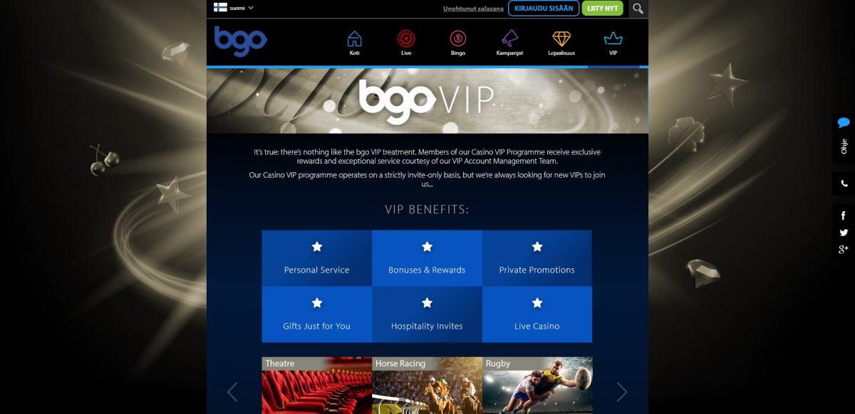 BGO VIP