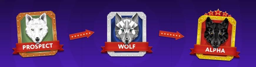 Slotwolf Casino VIP-ohjelma