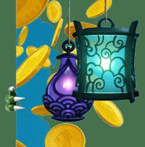 LuckyDino rahaliikenne