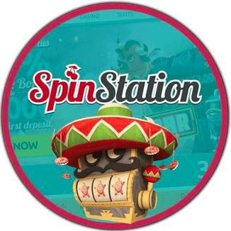 Spin Station piirrosukkeli