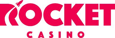 rocket casino logo iso