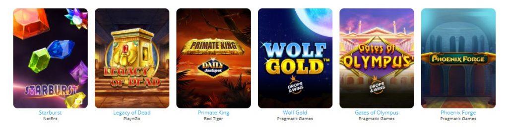 Barz Casino kolikkopelit