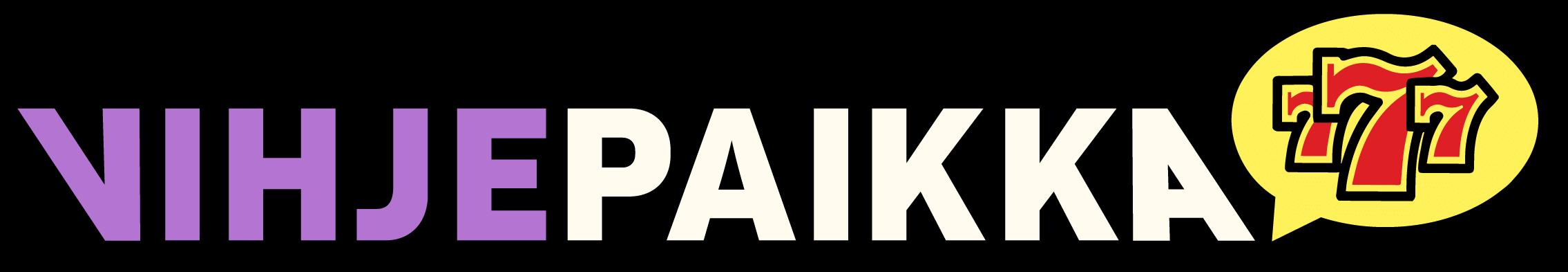 Vihjepaikka site logo