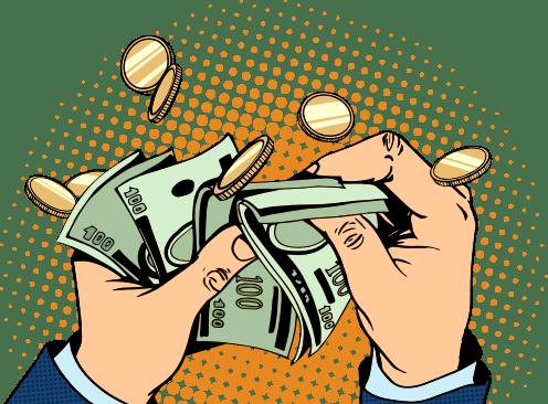 Kasinobonukset raha