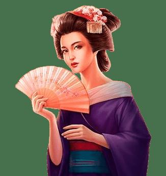Wild Tokyo geisha