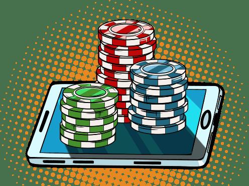 Mobiilimaksut kasinoilla Vihjepaikka kuvituskuva1