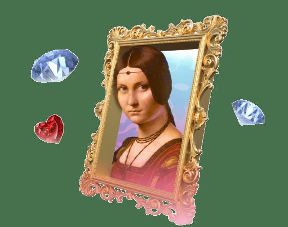 Da Vinci's Casino Monalisa