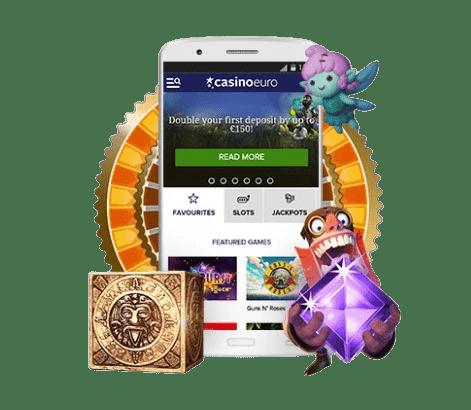 CasinoEuro kasino mobiilikasino