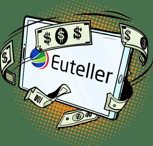 Euteller kasinot logo