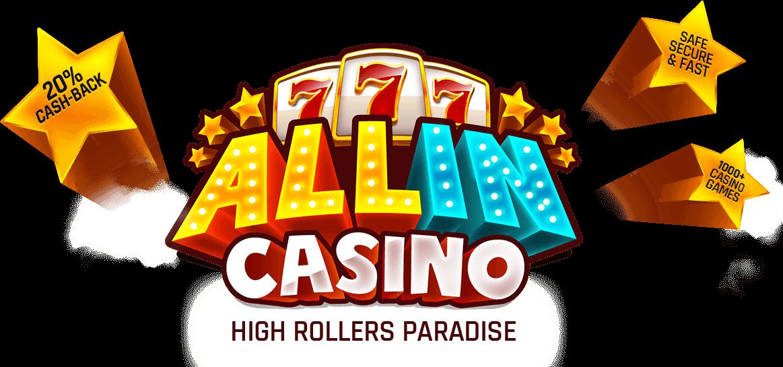 AllinCasino logo